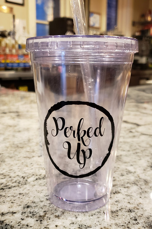 Perked Up Cup
