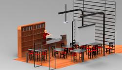 Copley+Coffee+Shop+02+Wood+Shelves,+Brushed+Aluminum+Finish.jpg