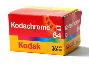 Kodak Kodachrome Film