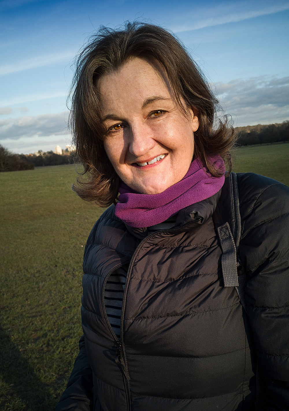vonHilda in the park