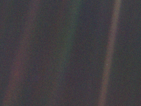 "the ""pale blue dot"" is 30 years old"