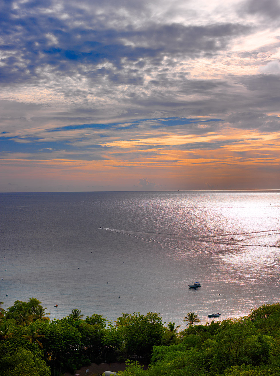 View from Firefly Mustique. Copyright: Colin Anthony