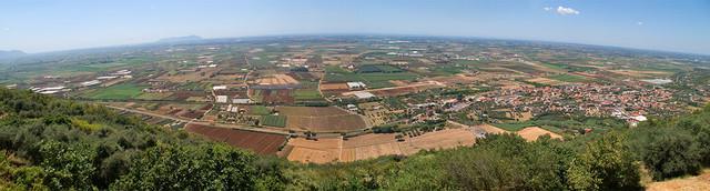 The Pontine Plain - Lazio - Italy