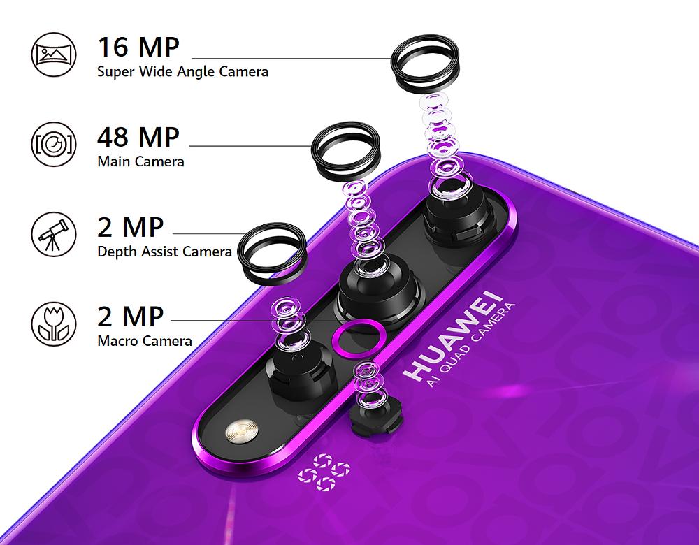 NOVA 5T Lenses