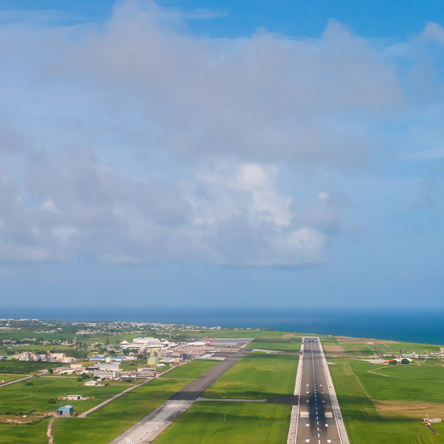 GAIA Airport - Barbados