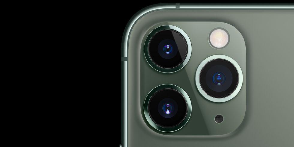 iPhone 11 Pro Lenses