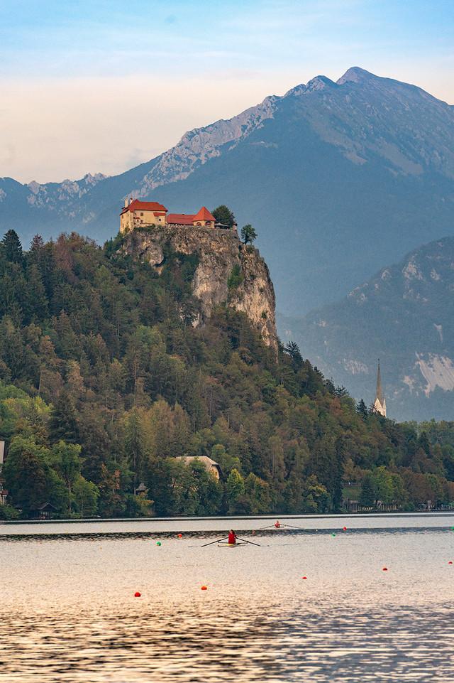 Bled Castle - Lake Bled - Slovenia