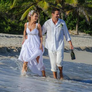 James & Catherine