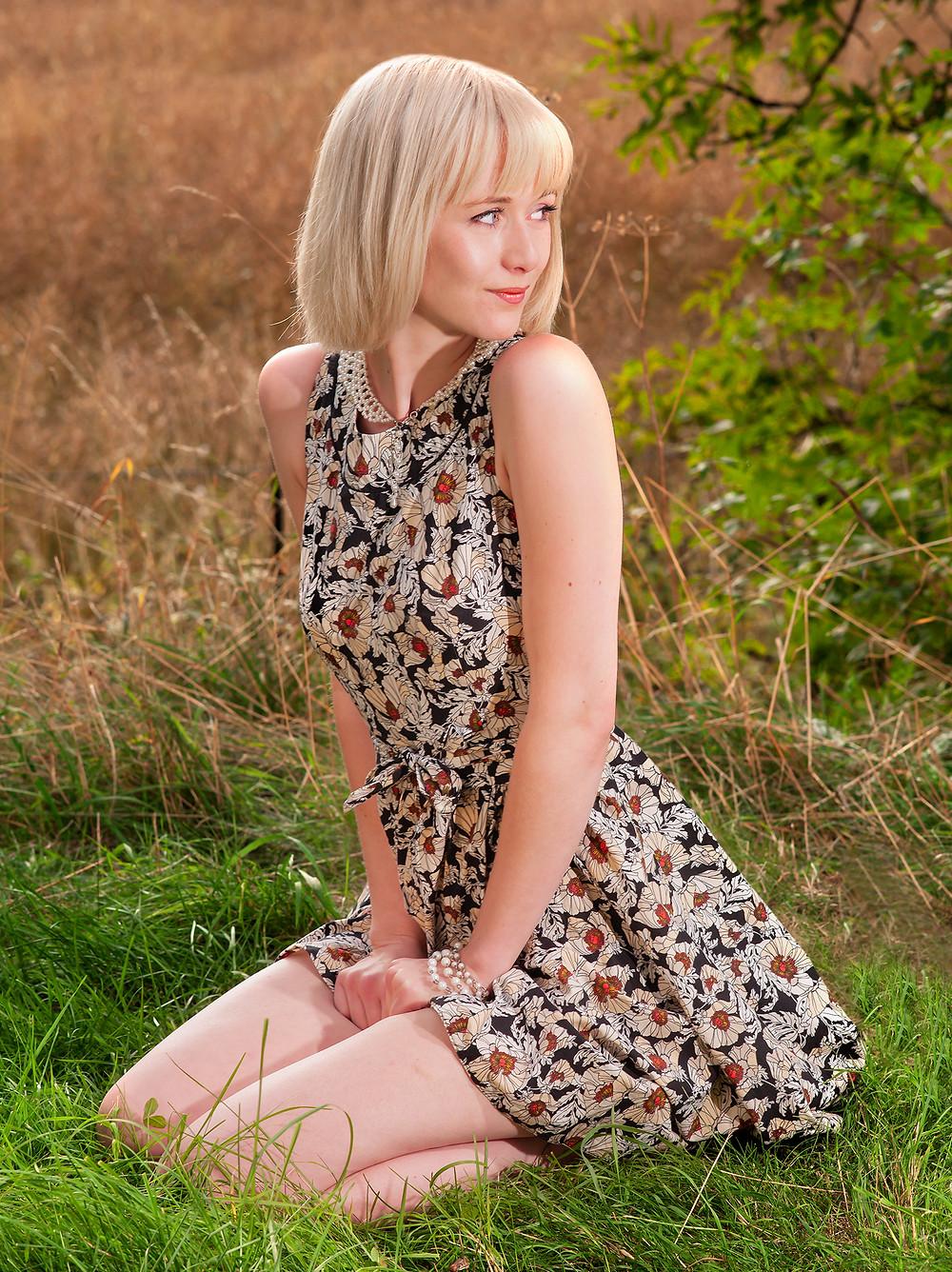 Katie Green - Brunton, Wilts, UK