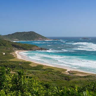 Pasture Bay and Beyond - Mustique