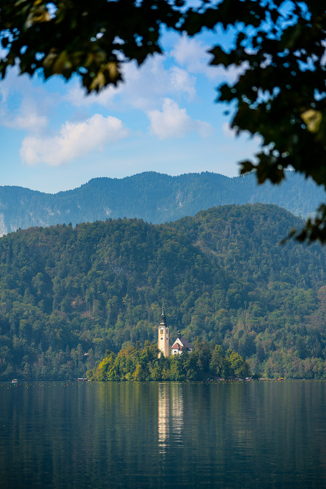 Pilgrimage Church of the Assumption of Maria - Lake Bled - Bled - Slovenia