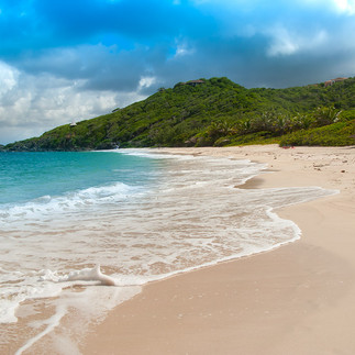 Macaroni Beach - Mustique