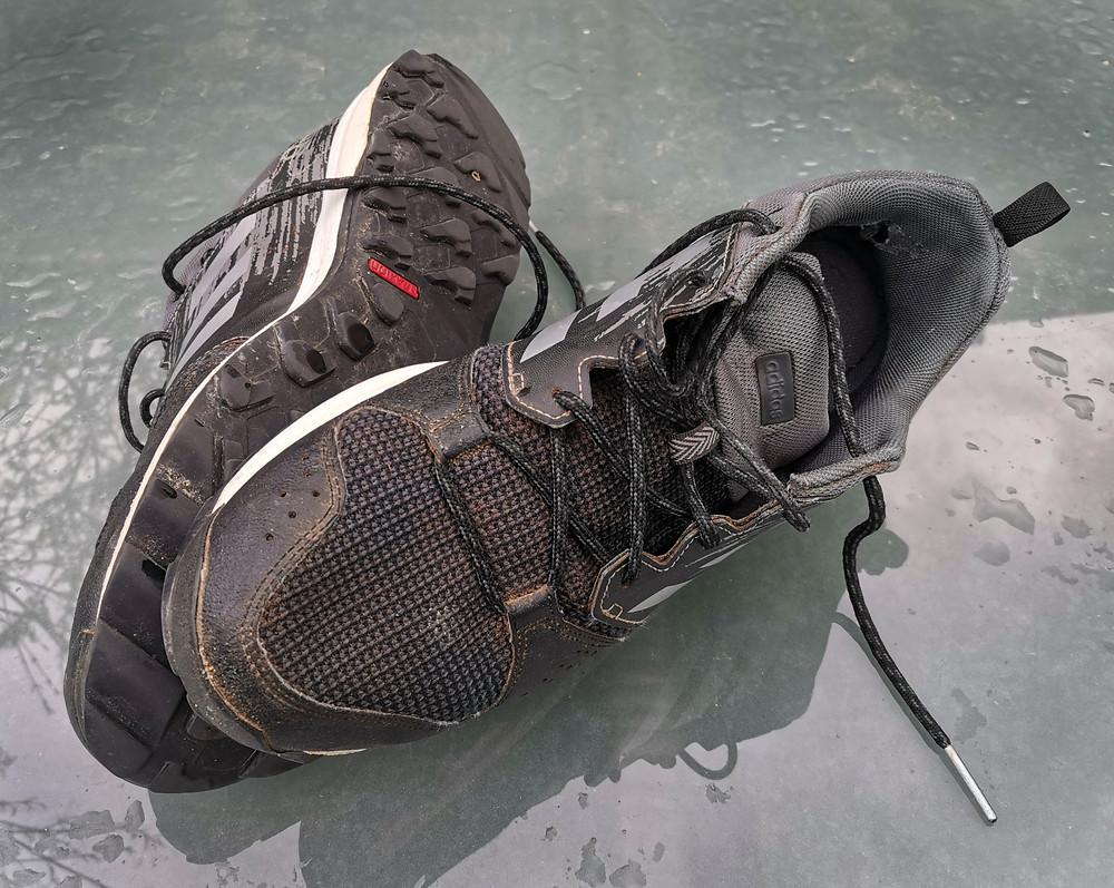 Adidas Galaxy Trail Shoes - Nov 17 2018 - March 4 2020