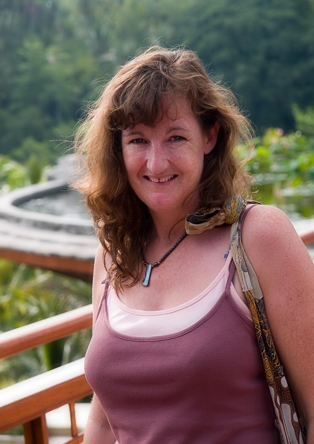 Joanna -Bali 2005