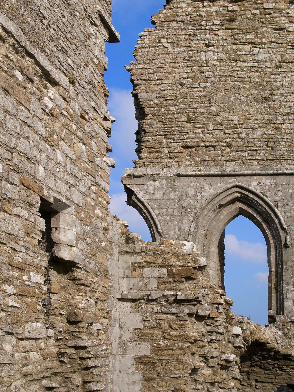 Corfe Walls