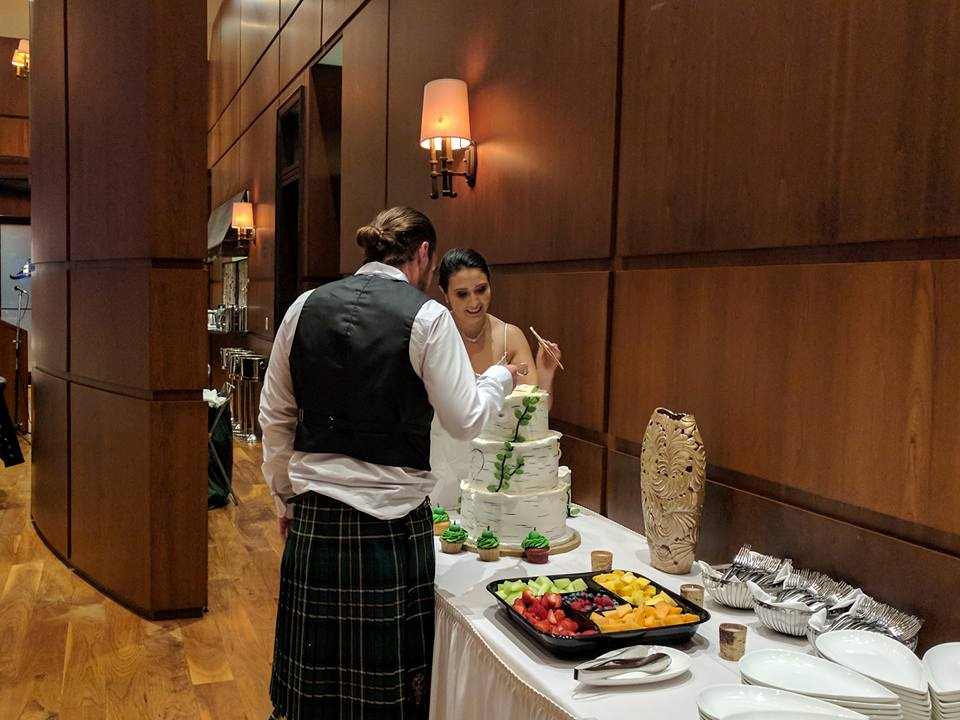 Kitchen-Kendall Wedding