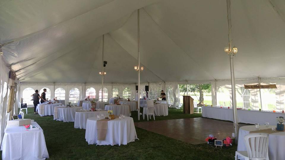 Thourne Wedding