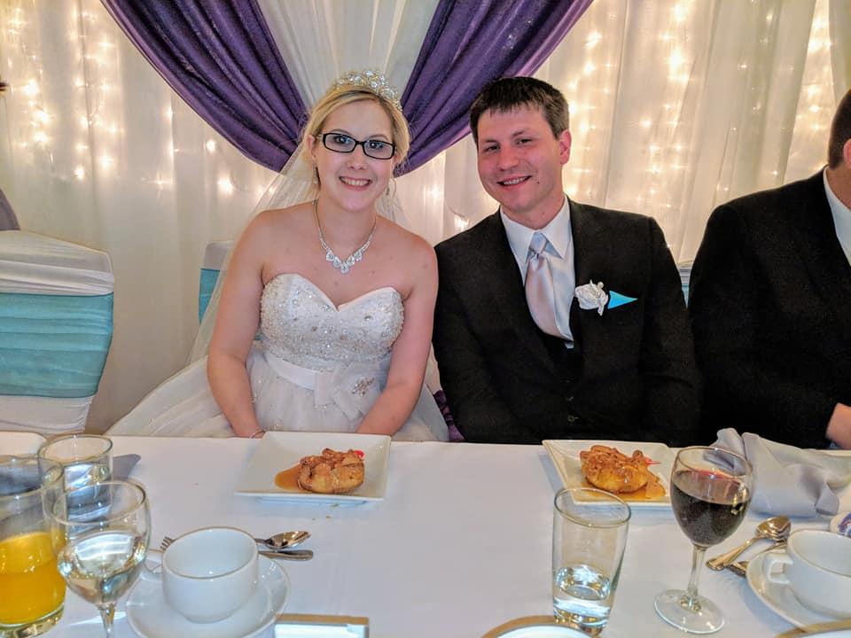 Edward Wedding May 12, 2018