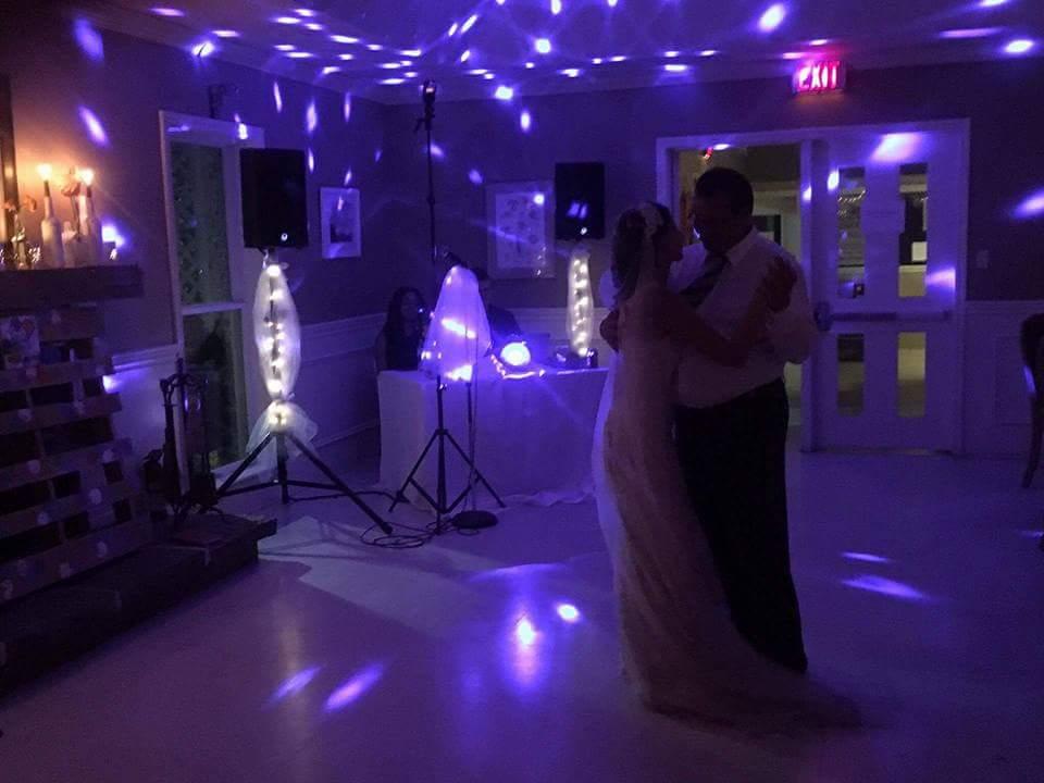 Busby Wedding