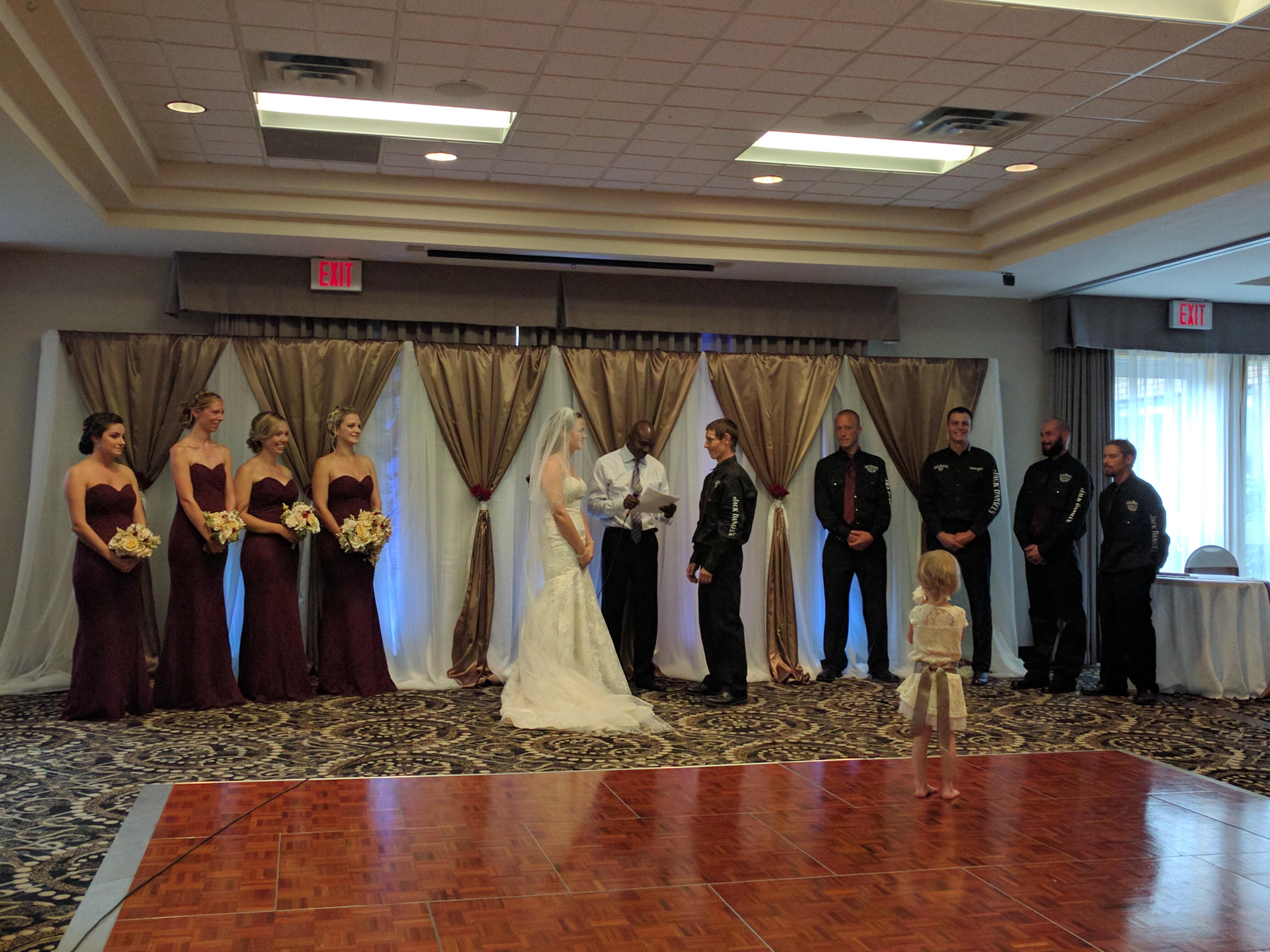 Hansler Wedding