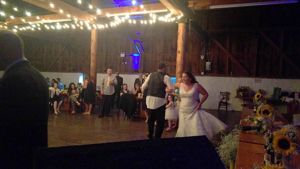 Hughes Wedding