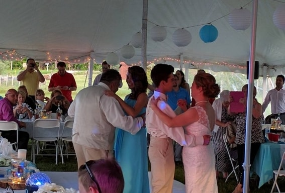 Cupello Wedding