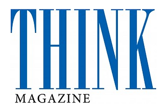 Think Magazine logo