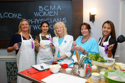 1 A Womens Physicians Cooking #1