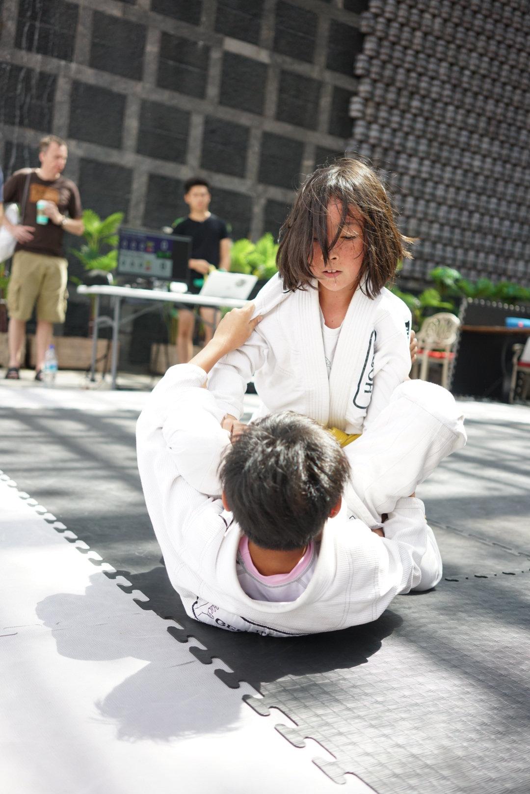 Free Kids Brazilian Jiu Jitsu Trial