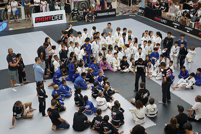 TGA is recognised as having one of the most effective and innovative jiu-jitsu syllabuses in the wor