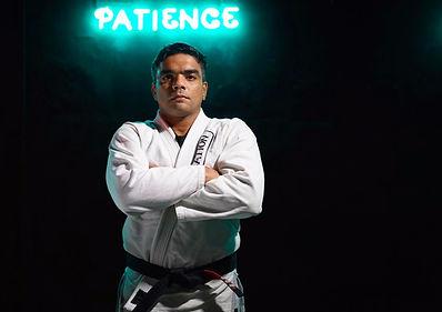 Coach Authentic Brazilian Jiu Jitsu Blackbelt