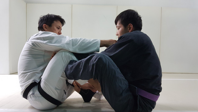 The Tao Of Jiu-Jitsu