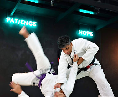 Judo For BJJ (Takedown BJJ)