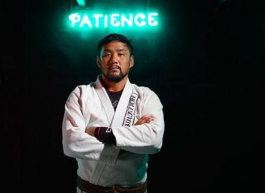 Coach BJJ Blackbelt and MMA Champion