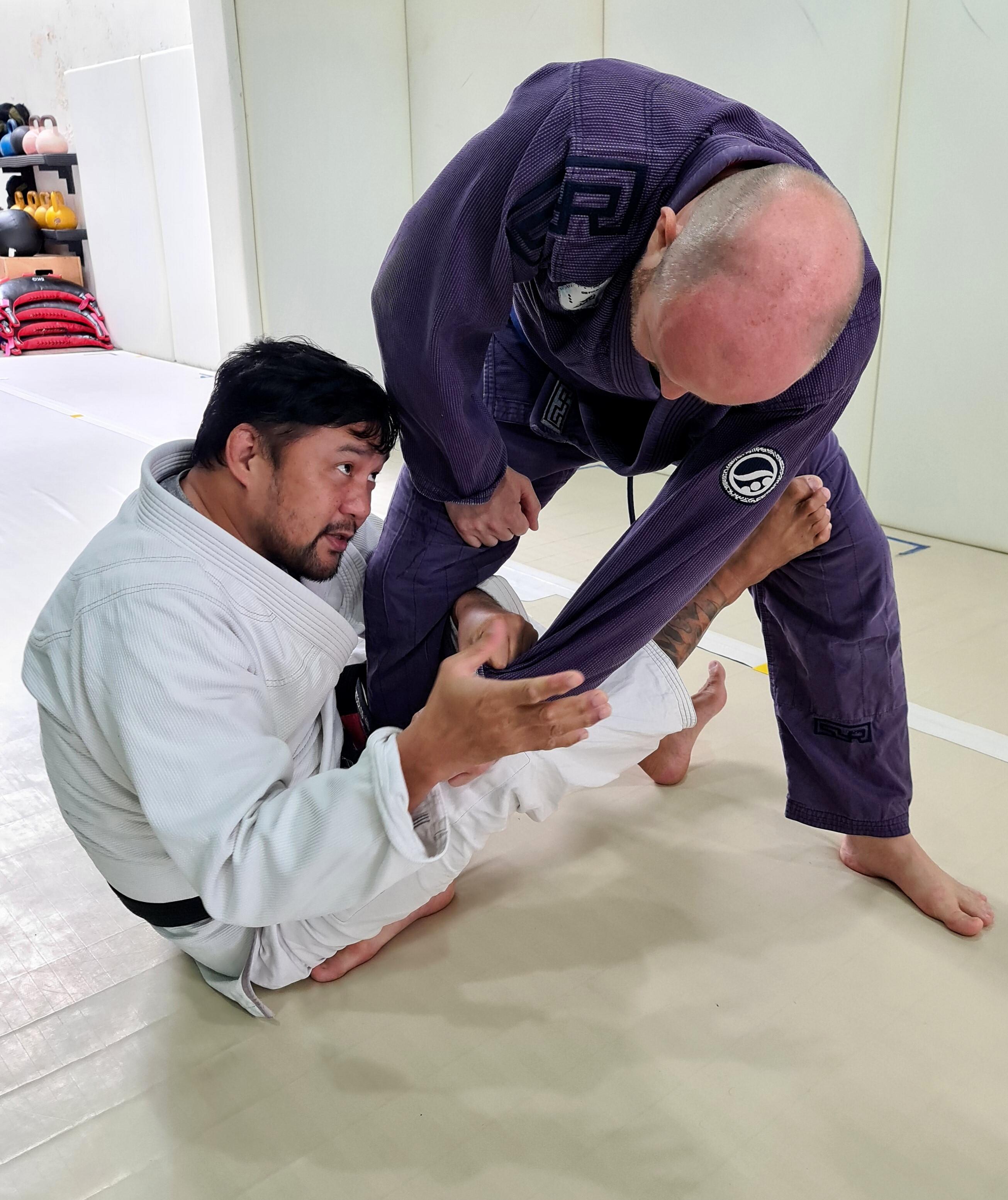 Free Adult Brazilian Jiu Jitsu Trial