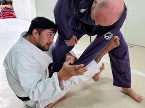 Brazilian Jiu Jitsu helping us thrive in the new Normal