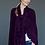 Thumbnail: Ruffle Shawl Purple