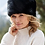 Thumbnail: Faux Fur Black Russian Hat