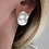 Thumbnail: Freshwater Baroque Pearl Clips