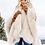 Thumbnail: Lynx Faux Fur Trimmed Wrap