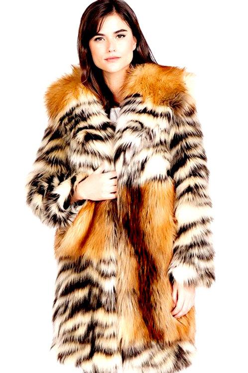Alter Ego Faux Fur Coat