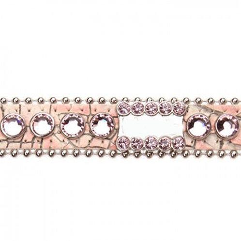 Light Pink Dog Collar