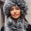 Thumbnail: Faux Fur Smokey Fox Russian Hat