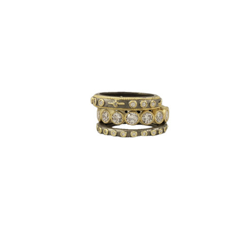 Triple Stackable Ring