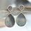 Thumbnail: Mother Of Pearl Teardrop Earrings