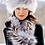 Thumbnail: Faux Fur Tundra Wolf Russian Hat