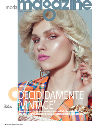 "MAGAZINE ""LA VANGUARDIA"""