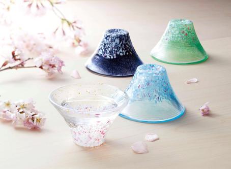 新商品「桜富士ぐいのみ」のご案内