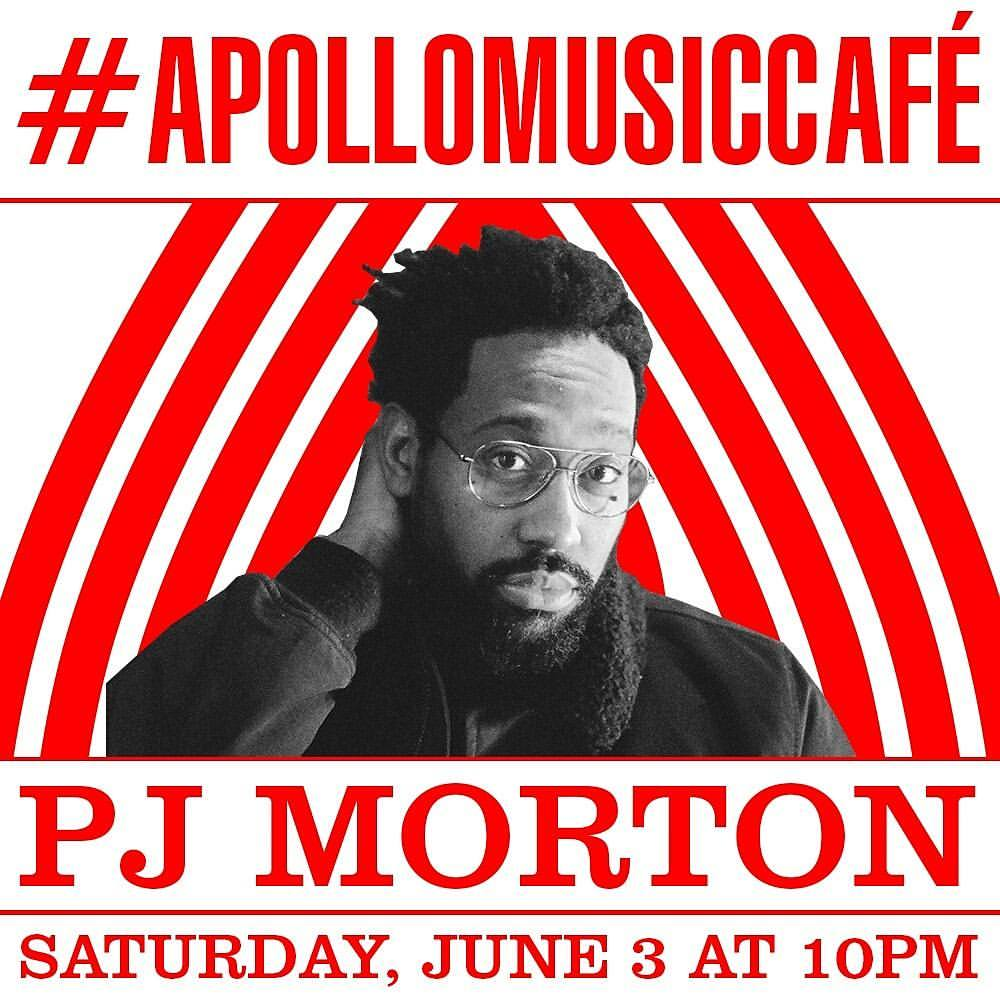 Apollo Music Cafe show flyer