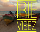 Irie Vibez reggae show graphic